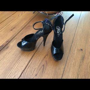 New Pleaser Delight High Heel Shoes